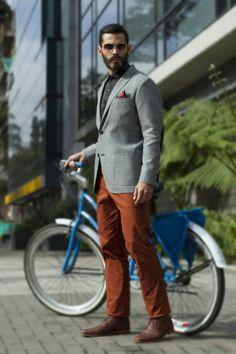 Street Style:: Hombres con Estilo Urbano #Fashion #Men #Menswear #Outfit #Trendy #Luxury #urbano #talentocolombiano #hechoencolombia #modamasculina