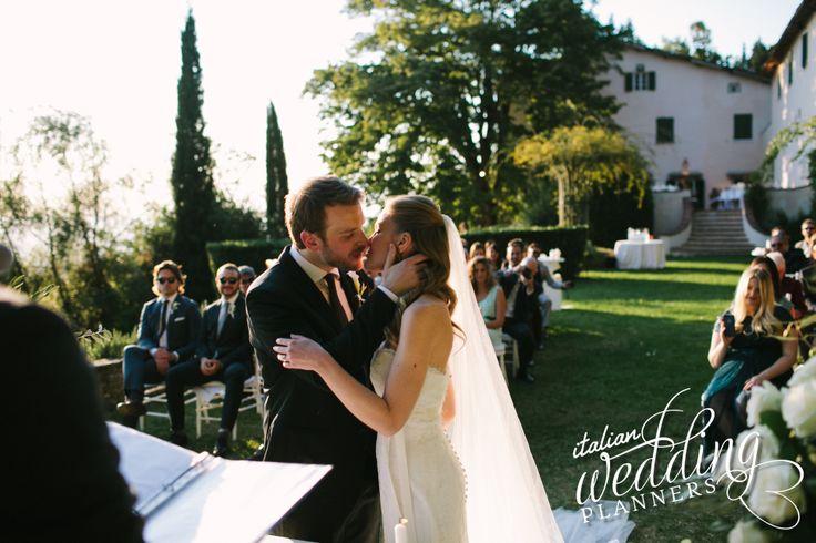 Wedding villa Tuscany - Firenze www.italianweddingplanners.com