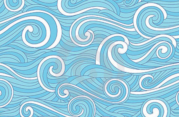 Crashing waves:)