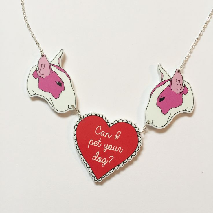 Can I Pet your Dog? Necklace £18