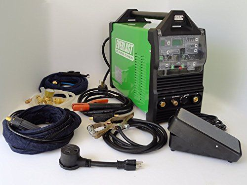 $$>  2016 Everlast Powertig 255ext Digital Ac Dc Tig Stick Pulse Welder Dual Voltage Inverter-based Ac Dc