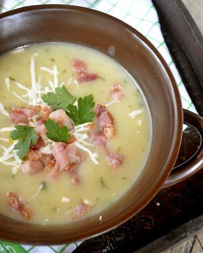Potato Soup - Krem supa od krompira