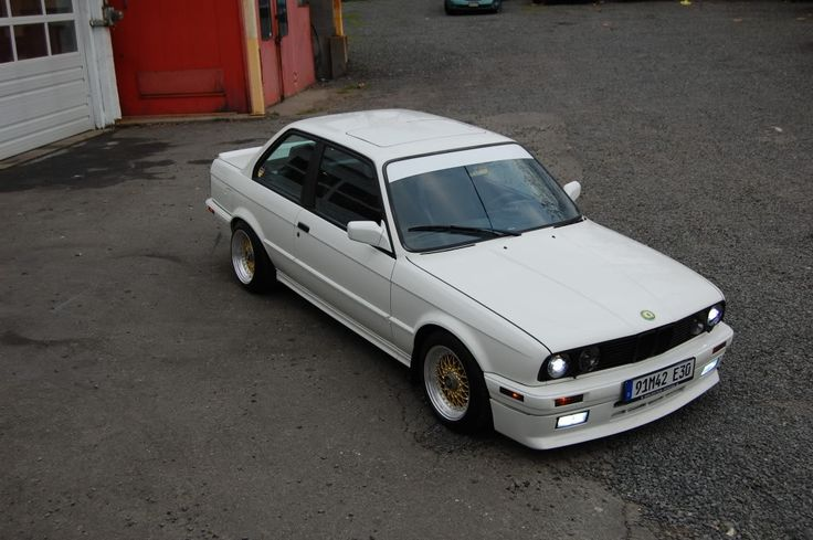 BMW 318IS E30 Restoration