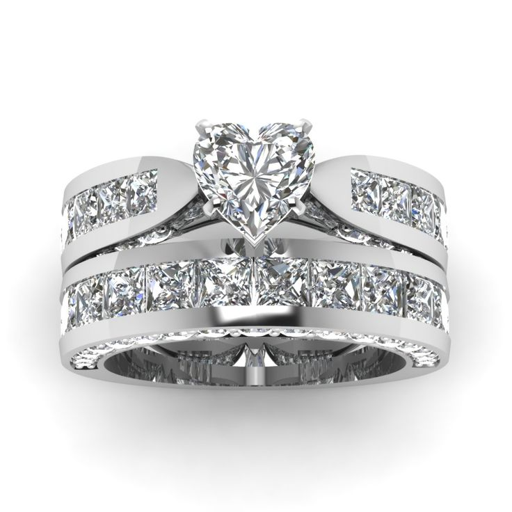 Fancy Expensive Engagement Rings with White Diamond in Platinum Carat Diamond Ring