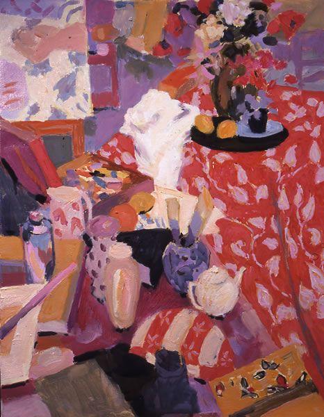 Still Lifes by Contemporary Artist Hugo Grenville