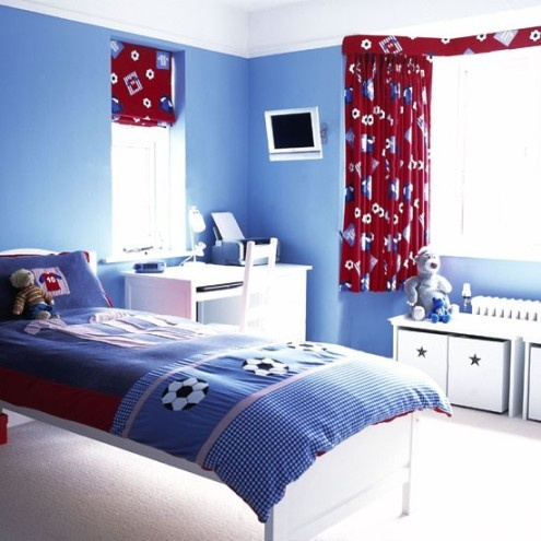 football themed room