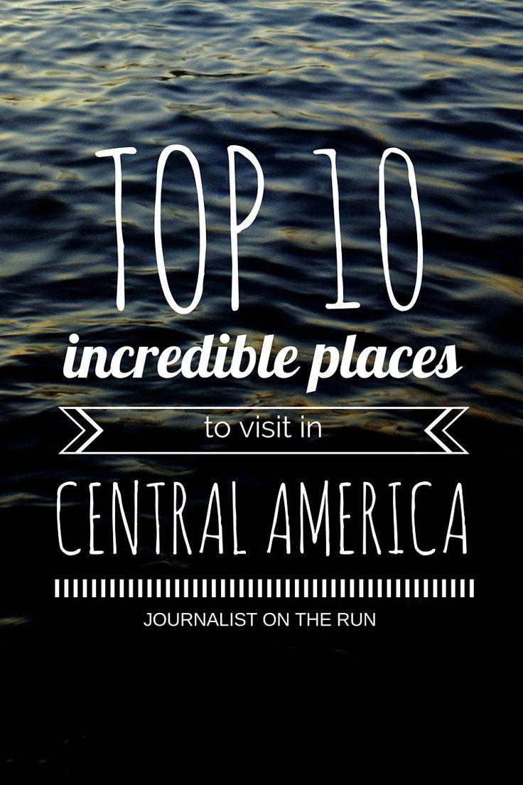 Top 10 Central America