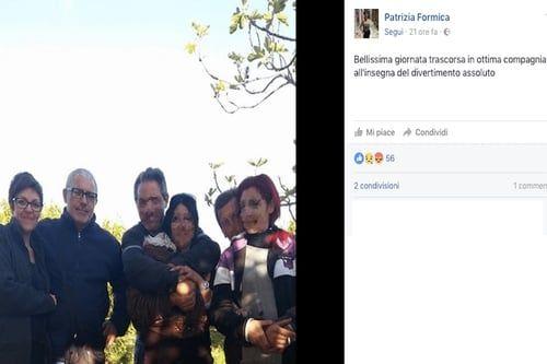 """L'ultimo post: """"noi assieme appassionatamente"""" e poi il femminicidio. Patrizia Formica uccisa dall'uomo amava"""
