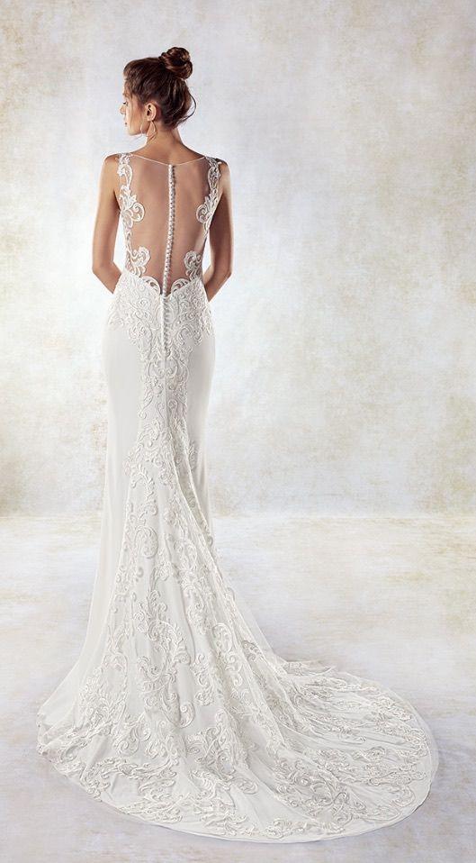 Wedding Dress Inspiration Eddy K Wedding Dresses Pinterest