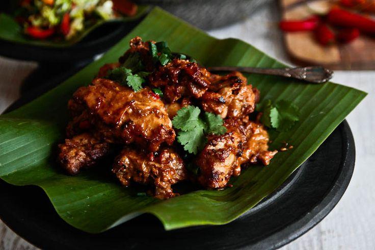 Easy Balinese Chicken