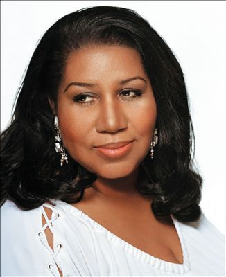 """Aretha Franklin born 1942 has just released another album - Sept 2014. Started singing at her Dad's Church before he preached in 1950s. First gospel recording age 14. Some R & B but regarded as """"Queen of Soul"""""""