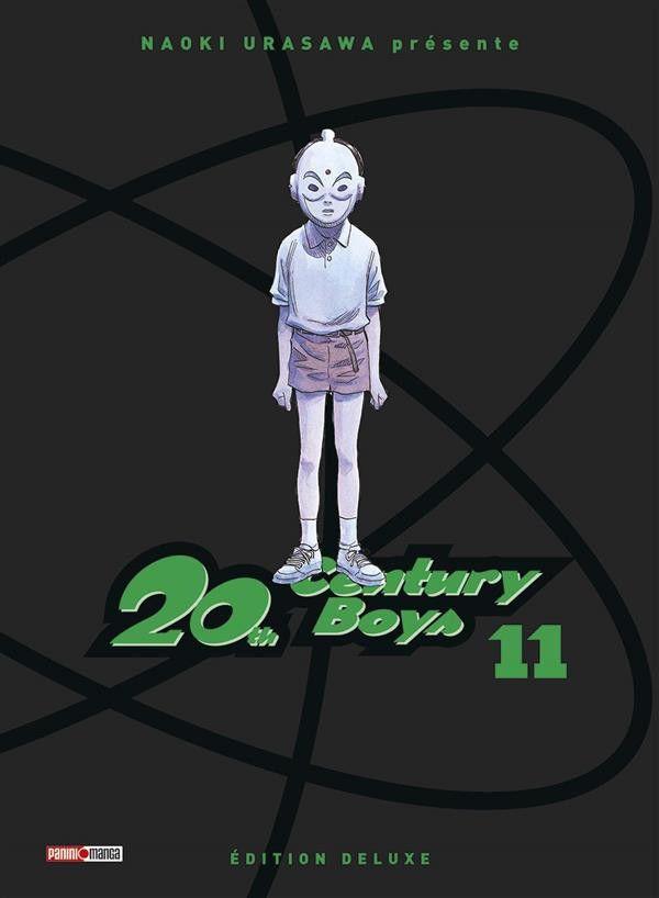 20th Century Boys - 11 - Naoki Urasawa