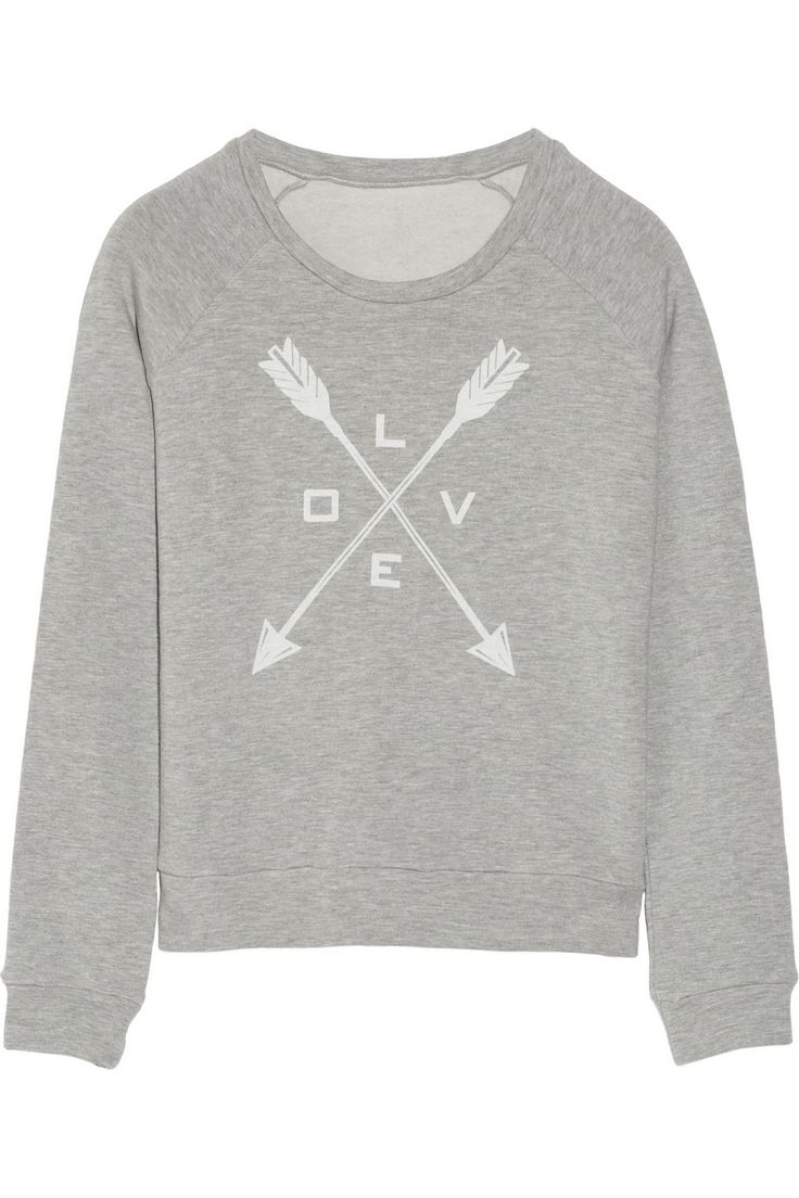 Go off-duty in style with this cozy sweatshirt from our Capitol Couture Collection by Trish Summerville.