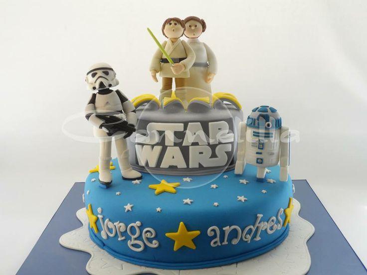 """La """"dulce"""" guerra de las galaxias! / The """"sweet"""" Star Wars"""