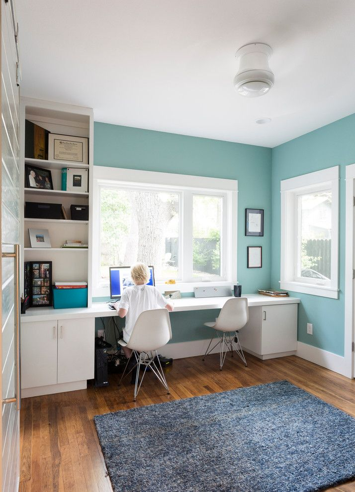 Best Wall Paint Color For A Home Office | Home Painting