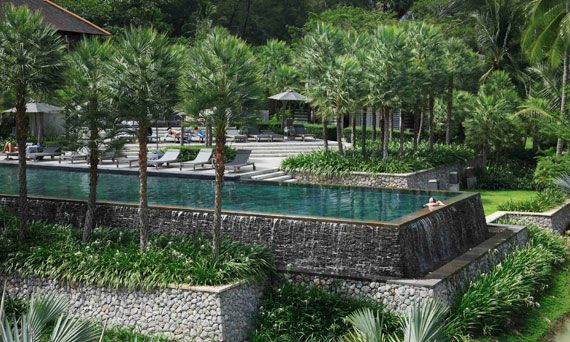 Where Stephen and I are staying in Phuket!