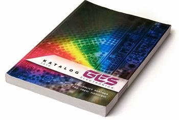 GES katalog * 400 stran @ 2006
