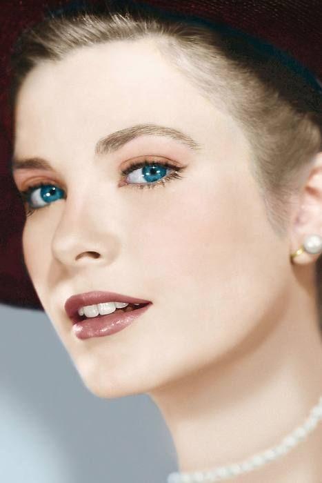 Grace Kelly..............