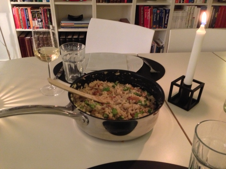 #Risotto #Weekend