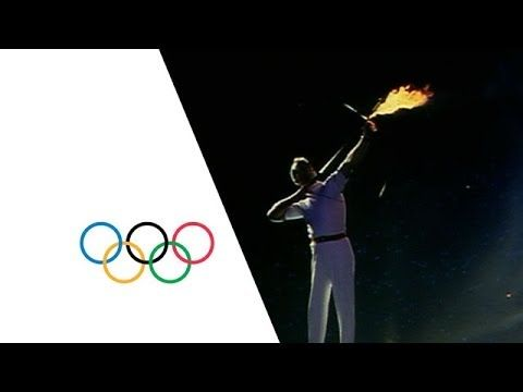 Celebrations Open The Barcelona 1992 Olympics - Official Olympic Film - YouTube