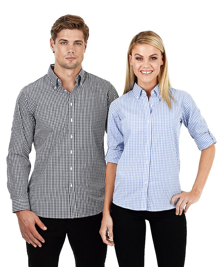 Mens Miller Shirt - 5 Colours