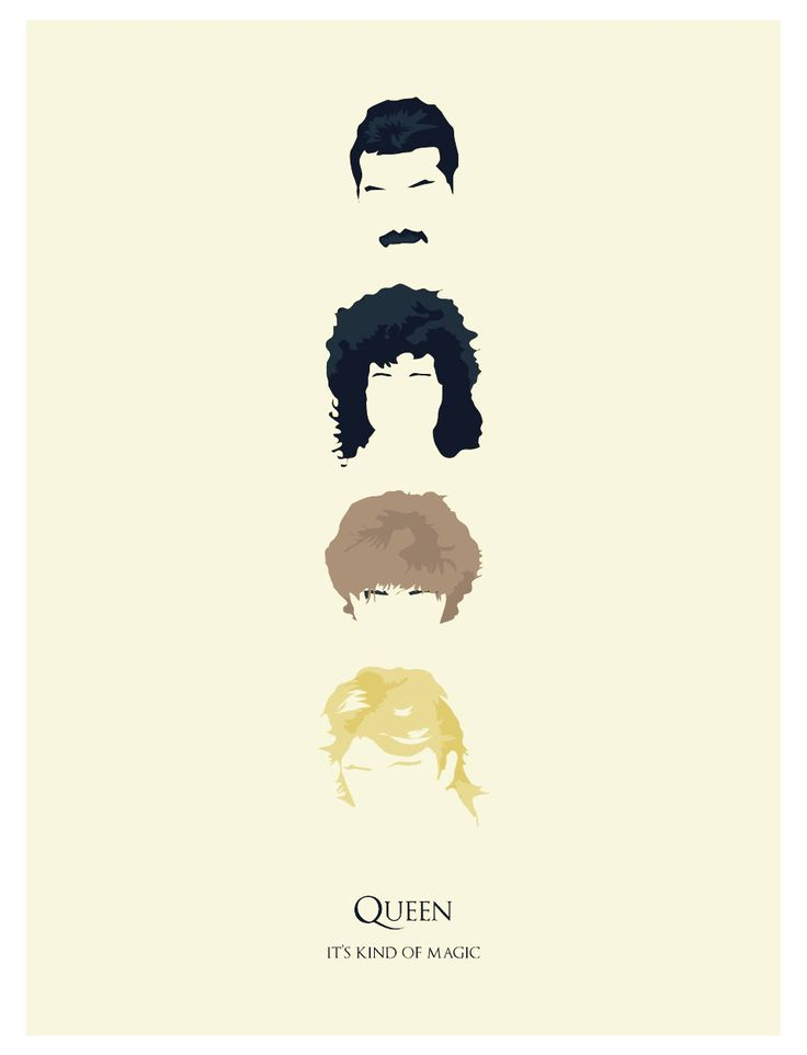 Queen  I love this simple concept but with better colors
