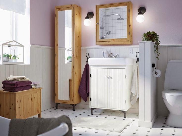 21 best Một số mẫu thiết kế phòng tắm đẹp sang trọng, hiện đại - ikea küchen türen