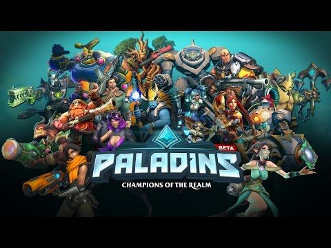 Watch this video on my channel 👀  Paladins: (Poor Man's Overwatch, Kobe, Cloak and Dagger????)  https://youtube.com/watch?v=YcWQIYP_Ai4