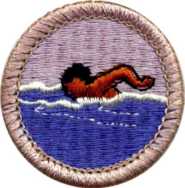 swimming merit badge worksheet answers - Termolak