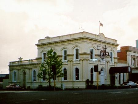 'The Bank' of New Zealand, Hamilton