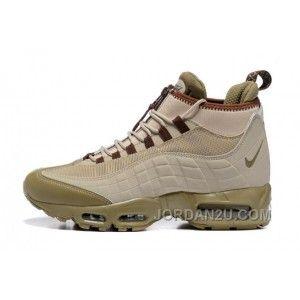 detailing 5327a 23863 Nike Air Max 95 Sneakerboot Beige Yellow, Price   88.00 - New Air Jordan  Shoes