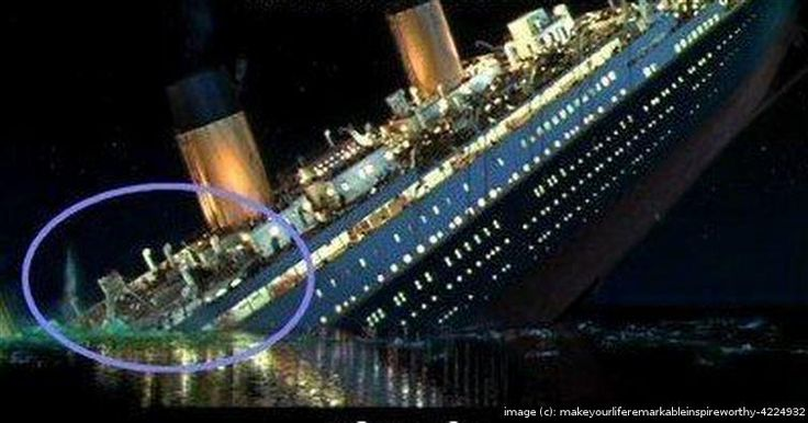 10 Big Mistakes In The Movie Titanic That You Totally Missed