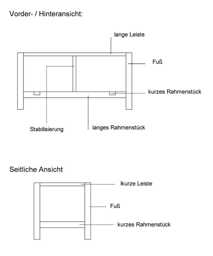 ANLEITUNG: Multifunktions-Werkbank selber baue... - # ...