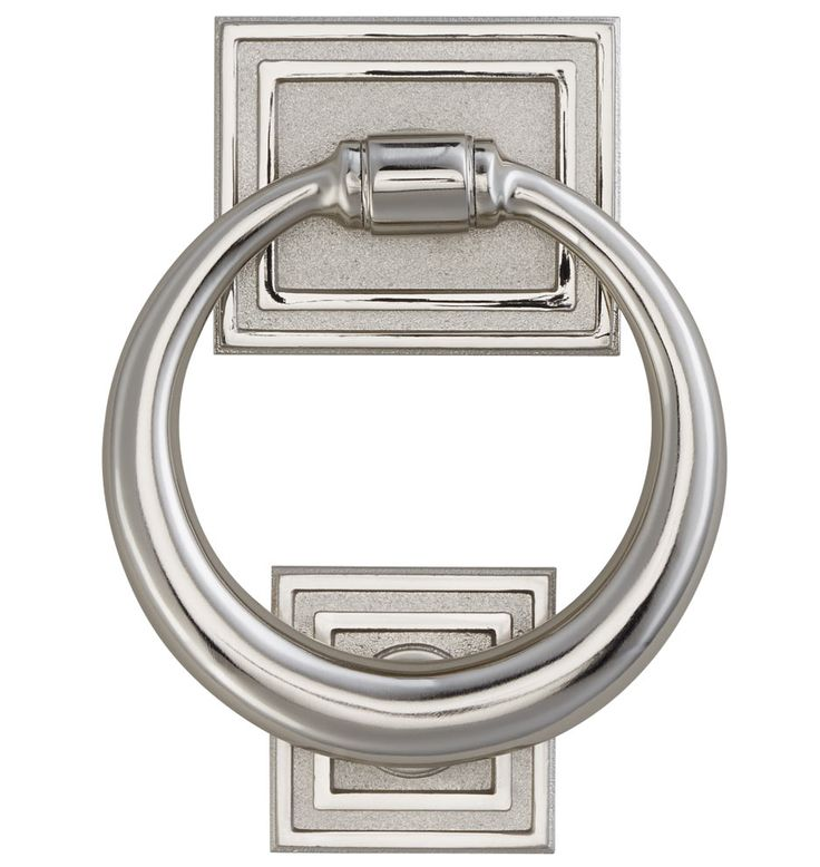 Large Door Knockers | Classic Ring Door Knocker