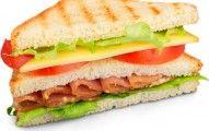 sandwich ham kaas pittig