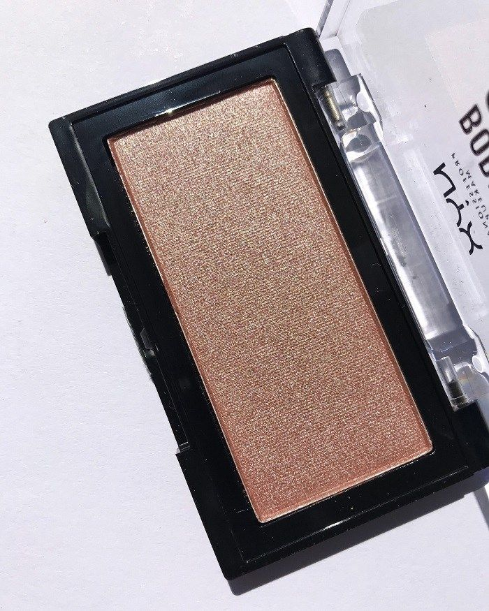 NYX Cosmetics Born to Glow Highlighter Review & Swatches (Break The Rhythm)