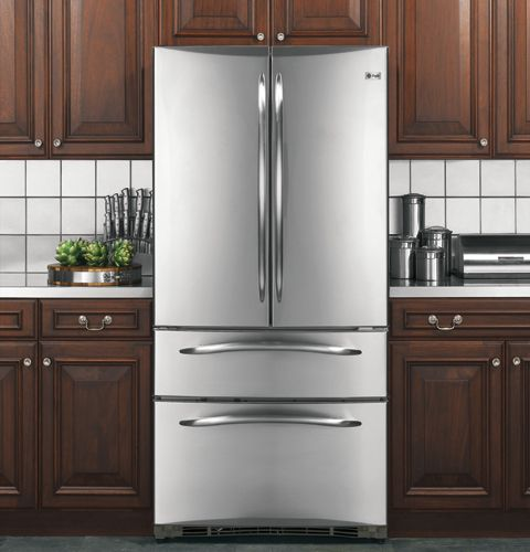 This Is The Refigerator We Chose For The New House! LOVE GE Profile™ Counter