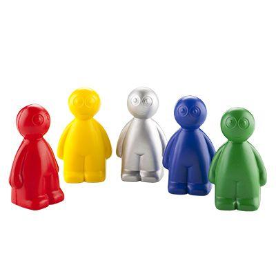 REF:DIV-368   En Poliuretano. Tipo de Producto: IMPORTADO. Medidas: 9 cm largo x 5.5 cm ancho. Área de Marca: 3 cm largo x 1.5 cm alto. Técnica de Marca: Tampografía. Colores Disponibles: Amarillo, Azul, Silver, Rojo y Verde.