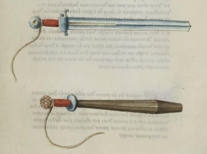 Traittié de la forme et devis comme on fait les tournoyz », par « RENE D'ANJOU   Date d'édition :  1401-1500  Français 2693  Folio 20r