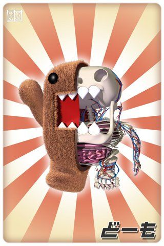 the Insides of Domo