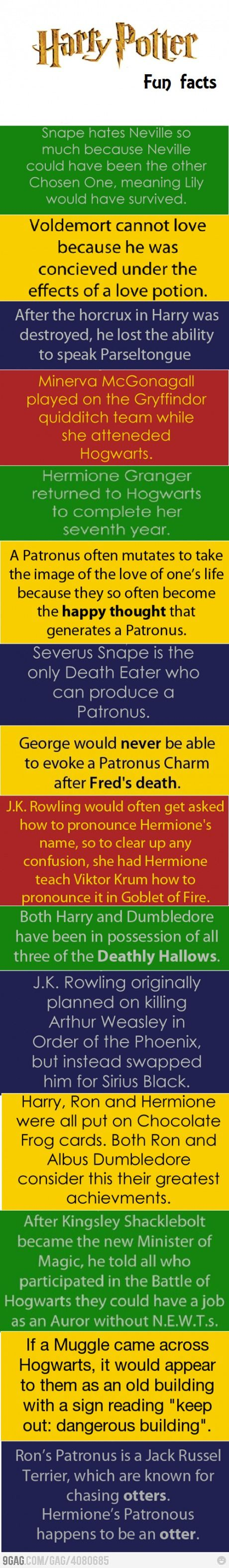 Harry Potter Book Facts : Best images about movies music books tv shows on