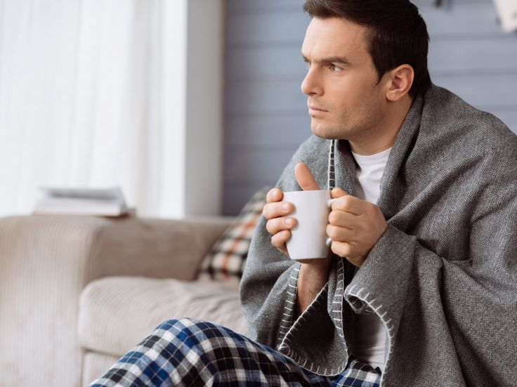 The 'man flu' is real: Study