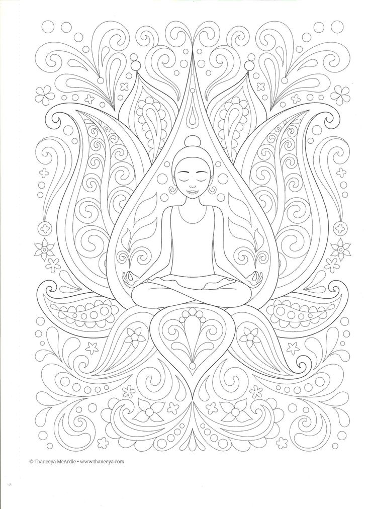 54 Best Coloring Pages Thaneeya McArdle Art Images On