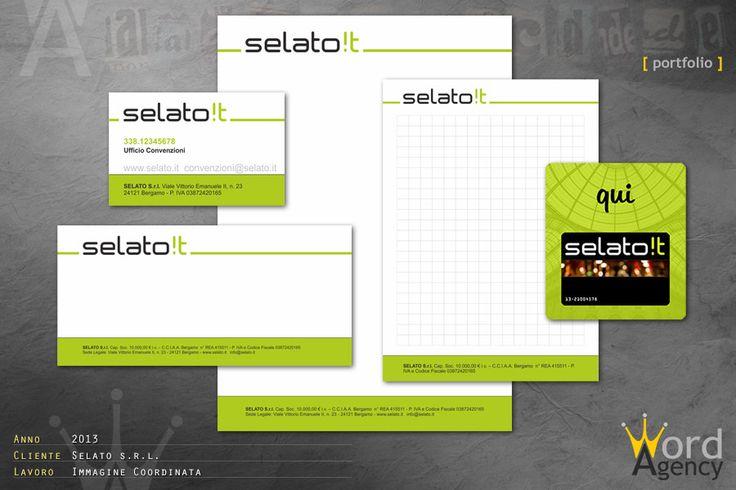 Selato - Immagine coordinata