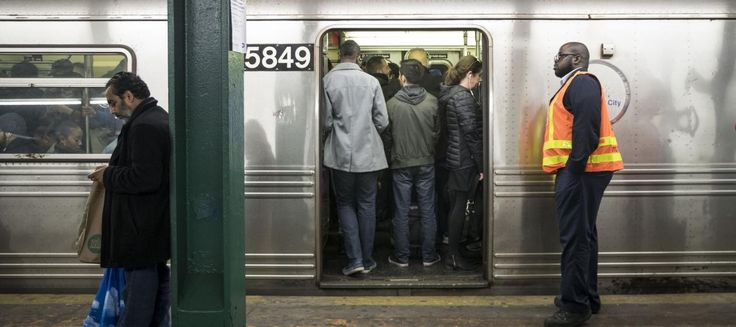 New York commuters: This is the man to blame