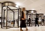 Security Revolving Doors AutoSec developed by Gunnebo provide an elegant and extremely secure solution.