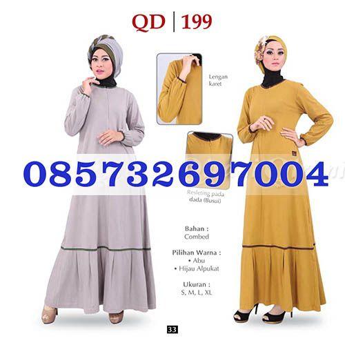Gamis Qirani Model 199 Hubungi 085732697004 PIN BB D10F64D6