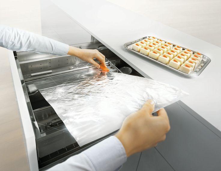 Sigdal kjøkken - innredning aluminiumsfoliekutter
