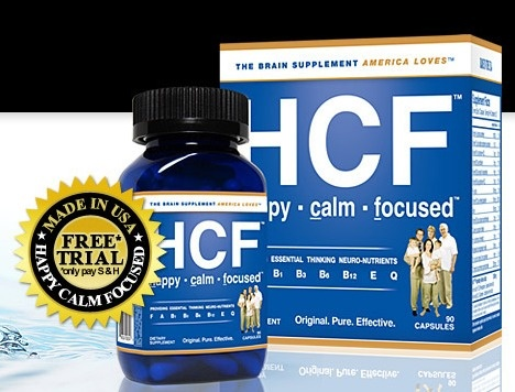 HCF Happy, Calm & Focused - 90% Amino Acids, 10% Minerals & Vitamins