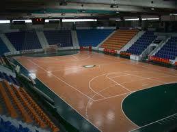Pabellón polideportivo Puerto de Sagunto (Valencia)